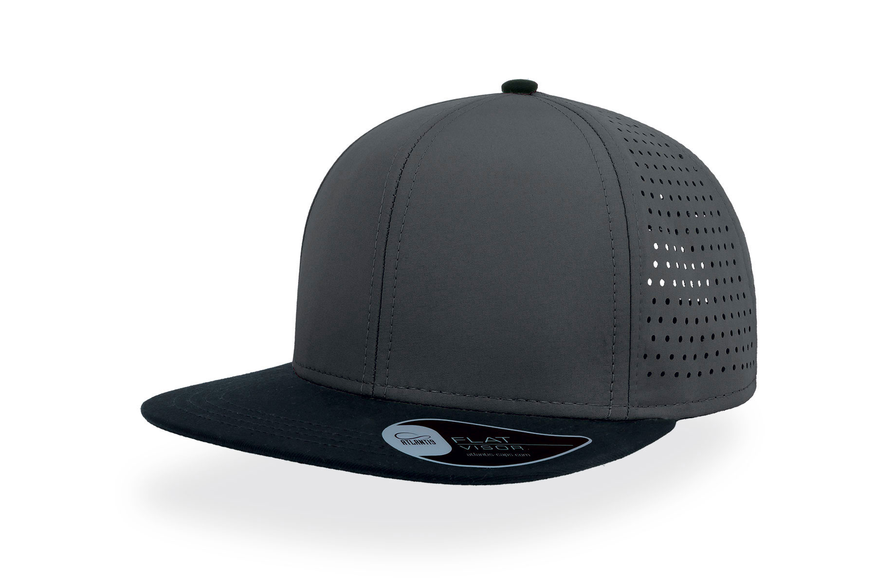Bank suoralippa - NEW 2019 ATLANTIS CAPS & HATS - BANK - 2