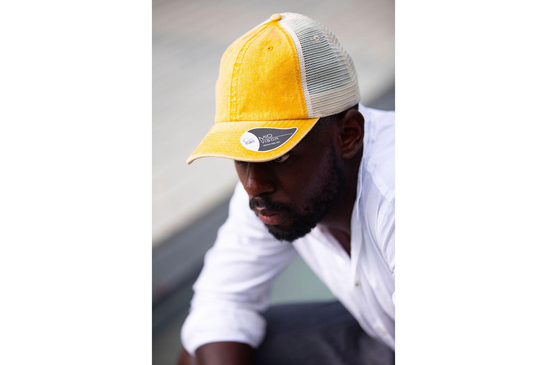 Case verkkolippis - NEW 2019 ATLANTIS CAPS & HATS - CASE - 1