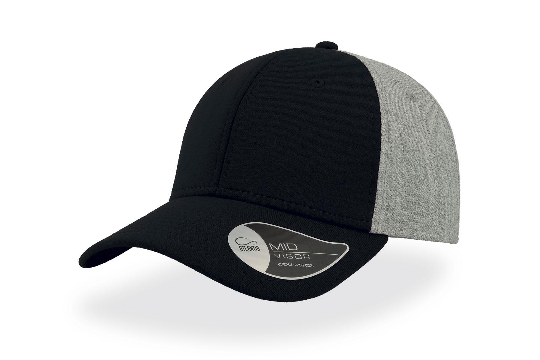 Contest Mid Visor-lippis - NEW 2019 ATLANTIS CAPS & HATS - CONT - 2