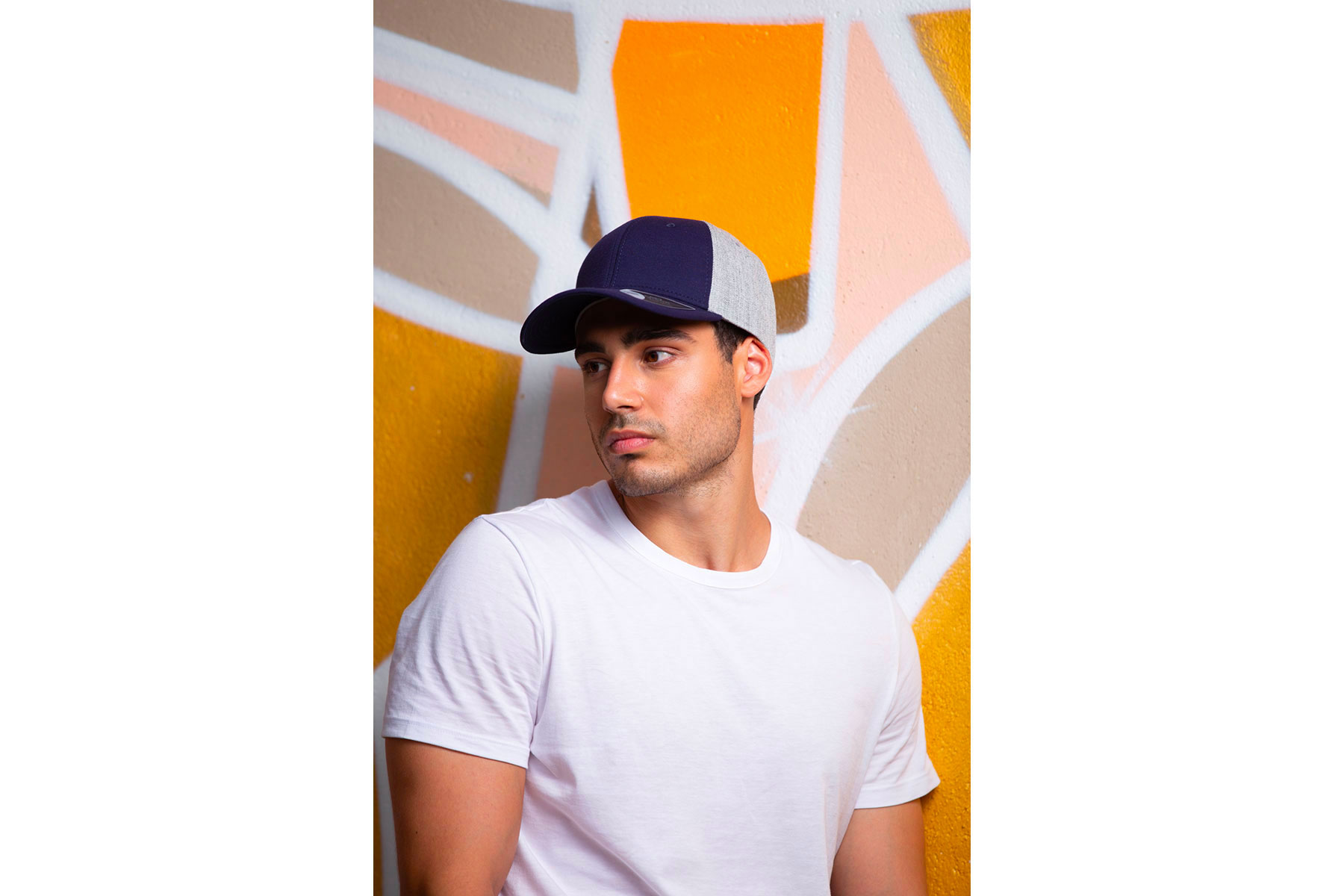 Contest Mid Visor-lippis - NEW 2019 ATLANTIS CAPS & HATS - CONT - 1