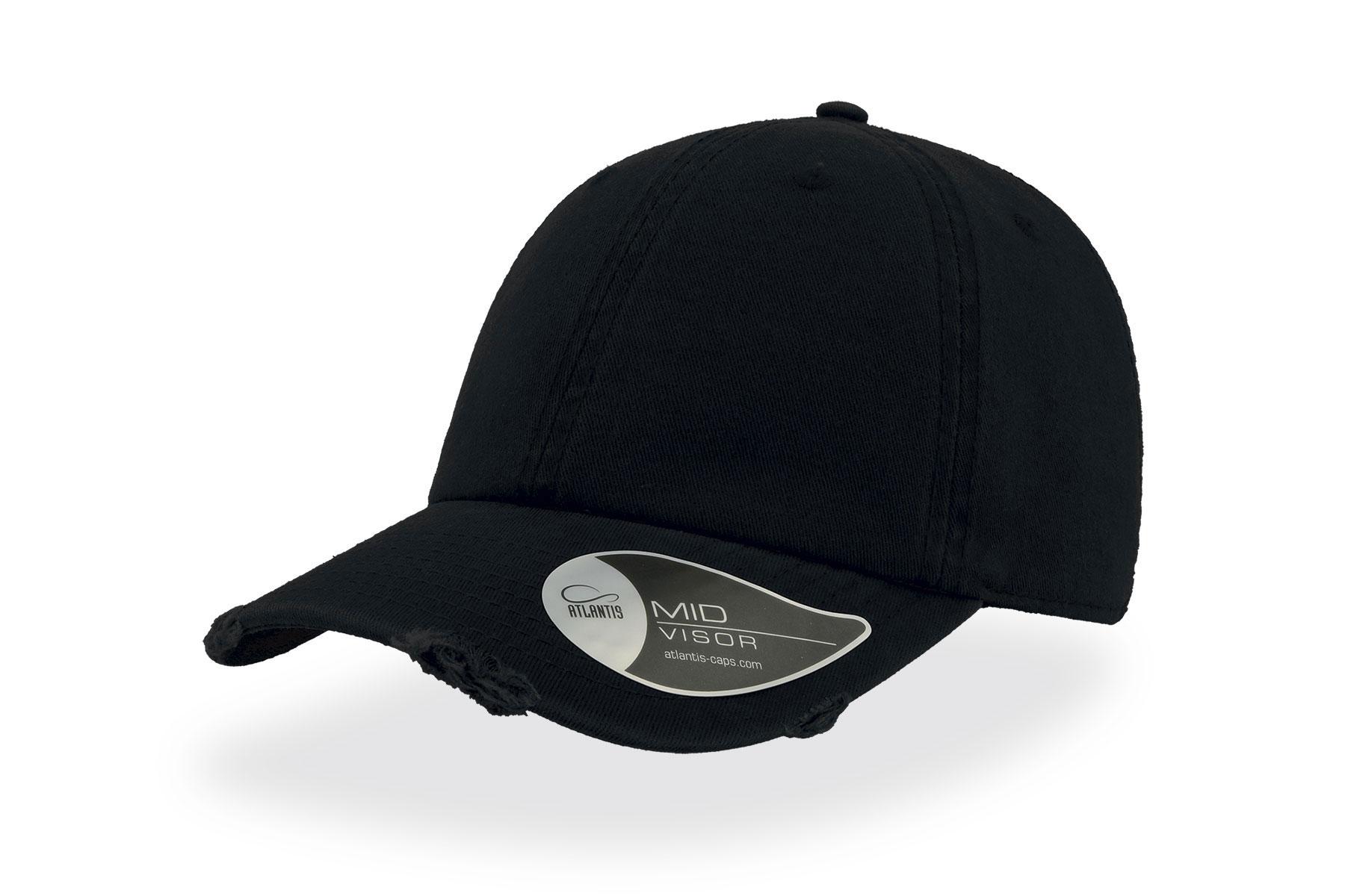 Dad Hat Destroyed Mid Visor-lippis - NEW 2019 ATLANTIS CAPS & HATS - DADE - 2