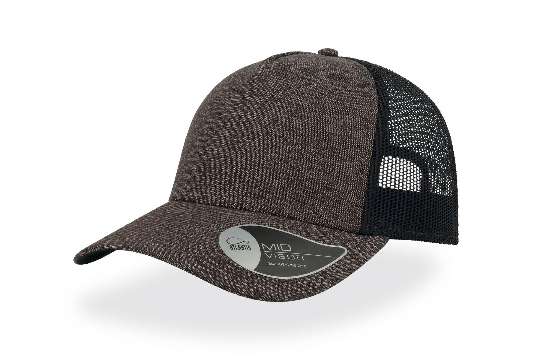 Rapper Melange Verkkolippis - NEW 2019 ATLANTIS CAPS & HATS - RAML - 2