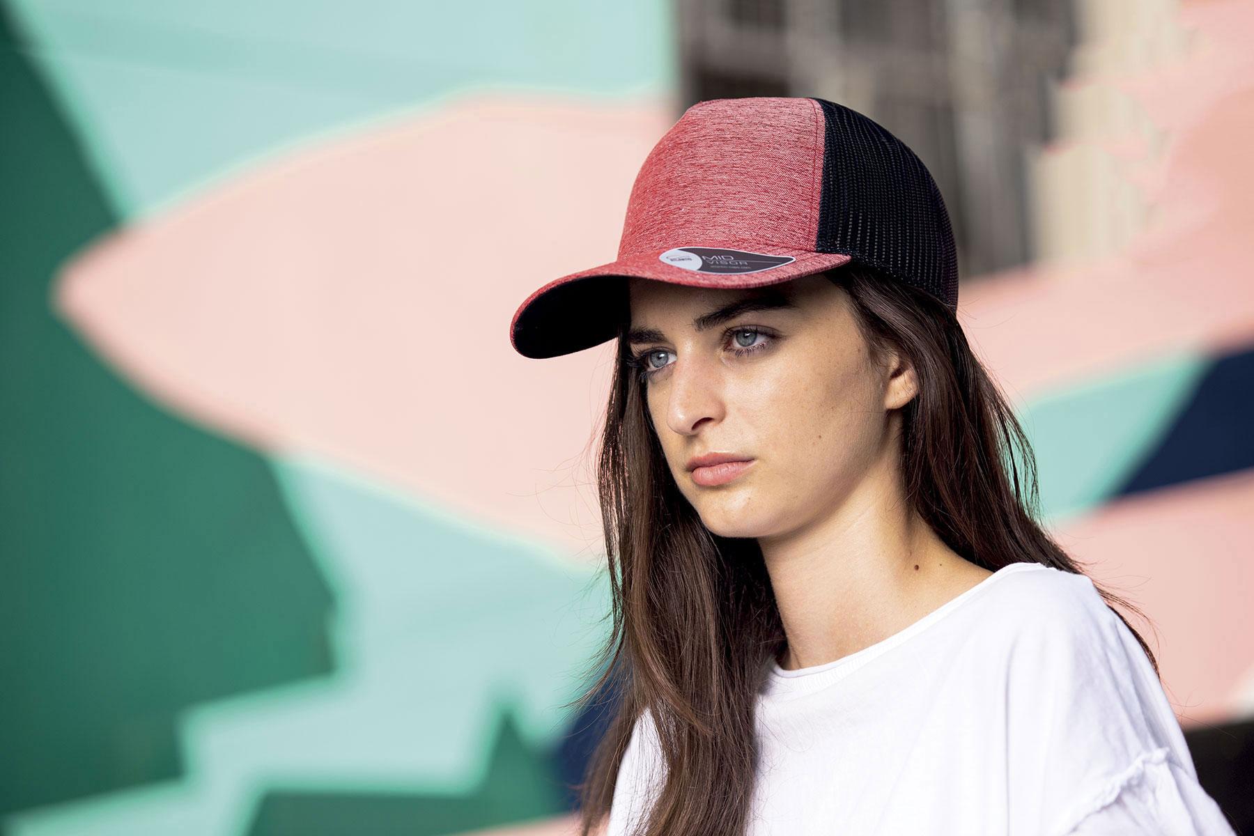 Rapper Melange Verkkolippis - NEW 2019 ATLANTIS CAPS & HATS - RAML - 1