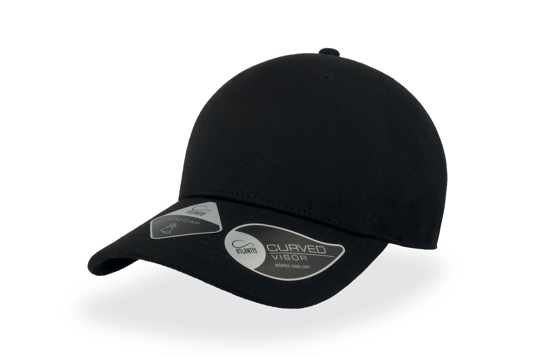 Uni-Cap Piquet -lippis - NEW 2019 ATLANTIS CAPS & HATS - UNPI - 2