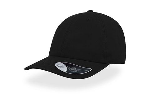 6c30ae344a10d DAD HAT BLACK - Atlantis Caps - Atlantis Caps