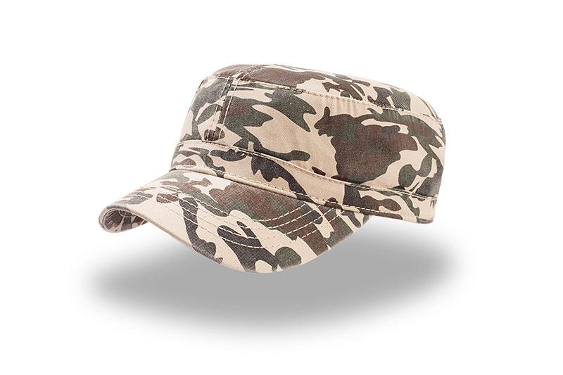 sconto più basso vestibilità classica 100% qualità UNIFORM CAMOUFLAGE-KHAKI - Atlantis Caps - Atlantis Caps